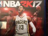 PS4 NBA 2K2017
