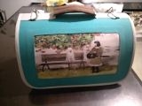 İkinci el küçük ırk köpek/kedi taşıma çantası