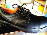 Çelik burunlu iş güvenlik ayakkabısı