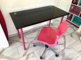 Genç odası çalışma masası sandalyesi ve kitaplık 450 tl