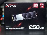 SSD 256GB NVMe PCIe M.2 SSD