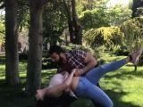 Latin Amerikan dansları dersi Bachata ve Kizomba