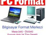 Uygun fiyattan Bilgisayarlara format atılır