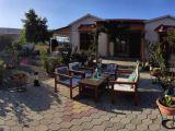 Balıkesir bölgesinde satılık geniş bahçeli 3 yatak odalı müstakil ev...
