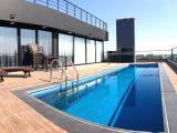 Küçük Kaymaklı\'da Eşşsiz Güzellikde Havuzlu Penthouse Satılık !!!