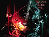 Klasik Gitar, Elektro Gitar, Piyano, Ukulele ve Viyolonsel eğitimi verilir