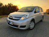 2012 Model Toyota isis 7 Kişilik Tek Şahıs Orjinal Japon Otomatik vites