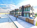 Yenikent Bölgesinde 4+1, 220 m2, ve En-Suıt  Satılık Lüks Villar