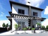 Gönyeli Bölgesinde Merkezde 3+1 İkiz Villa Satılık