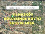 Yılmazköy Bölgesinde 650 m2 Köy İçi Satılık Arsa