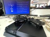Playstation 4 + 2 kol + 4 Oyun 2.el Temiz kullanilmis sorunsuz