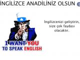 Anadili Ingilizce olan Öğretmenden Her Seviye Ingilizce Dersleri