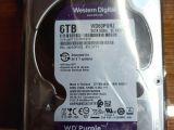6tb western digital purple (survelliance disk) - YENİ
