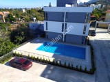 Alsancak Blue Cove'da 1+1 eşyalı penthouse 64.000 STG / 0548 823 96 10